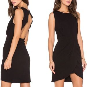 TFNC London Alexis Black Dress